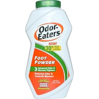 Odor Eaters, Foot Powder, 6 oz (170 g)