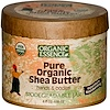 Organic Essence, Pure Organic Shea Butter, Hands & Bodies, 4 fl oz (118 ml) (Discontinued Item)