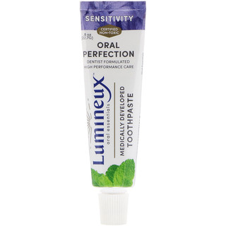 Lumineux Oral Essentials, Medically Developed Toothpaste, Sensitivity, .8 oz (22.7 g)