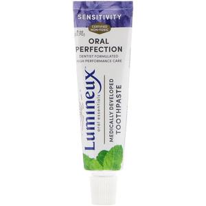 Орал Ессентиалс, Medically Developed Toothpaste, Sensitivity, .8 oz (22.7 g) отзывы покупателей