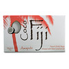 Organic Fiji, Organic Face and Body Coconut Oil Soap Bar, Awapuhi Seaberry, 7 oz (198 g)