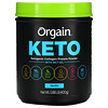 Orgain, Keto, Ketogenic Collagen Protein Powder with MCT Oil, Vanilla, 0.88 lb (400 g)