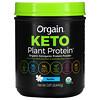 Orgain, Keto, Organic Plant Protein Powder with Coconut & Avocado Oils, Vanilla, 0.97 lb (440 g)