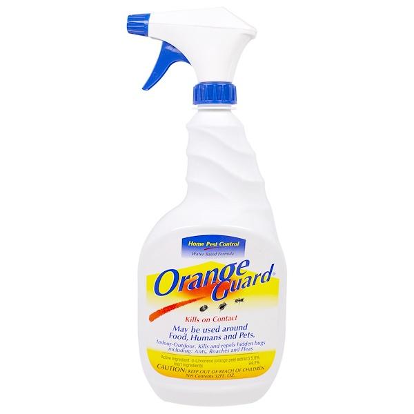 Orange Guard, Средство для домашней борьбы с вредителями, 32 жидких унции