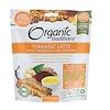 Organic Traditions, 프로바이오틱스와 사프란을 함유한 강황 라떼, 5.3 oz (150 g)