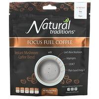 Organic Traditions, 專注力強化提神咖啡,5 盎司(140 克)