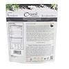 Organic Traditions, семена черного кунжута, 227г (8унций)