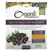 Organic Traditions, Maca X-6 Black and Red-Purple,  5.3 oz (150 g)
