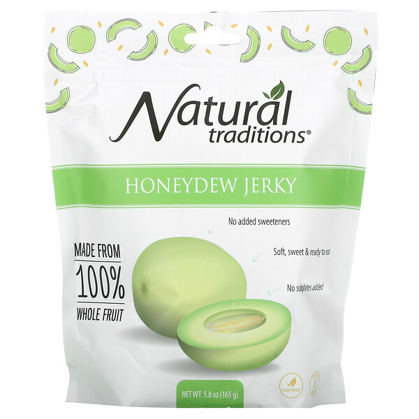 Honeydew Jerky, 5.8 oz (165 g)