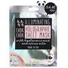 Oh K!, Chok Chok, Illuminating, Holographic Sheet Mask, 1 Sheet, 1.05 oz. (30 g)