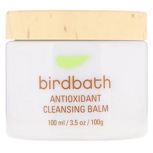 O'o Hawaii, Birdbath, Antioxidant Cleansing Balm, 3.5 oz (100 g) отзывы