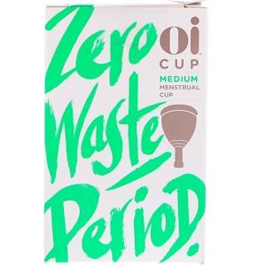 Oi, Menstrual Cup, Medium, 1 Cup отзывы