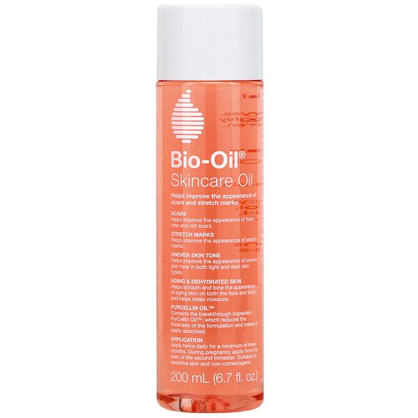 Aceite para el cuidado de la piel, 200ml (6,7oz.líq.)