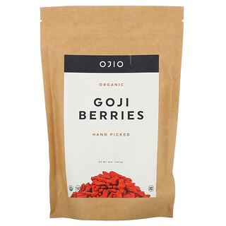 Ojio, Organic Goji Berries, 8 oz (227 g)