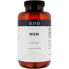 Ojio, MSM 粉劑,16 盎司(454 克)