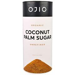 Ojio, 有機椰子糖,未加工,12盎司(340克)
