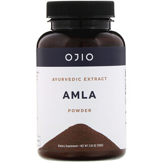 Ojio, Amla Powder, 3.53 oz (100 g)