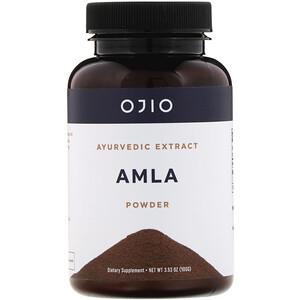 Охио, Amla Powder, 3.53 oz (100 g) отзывы