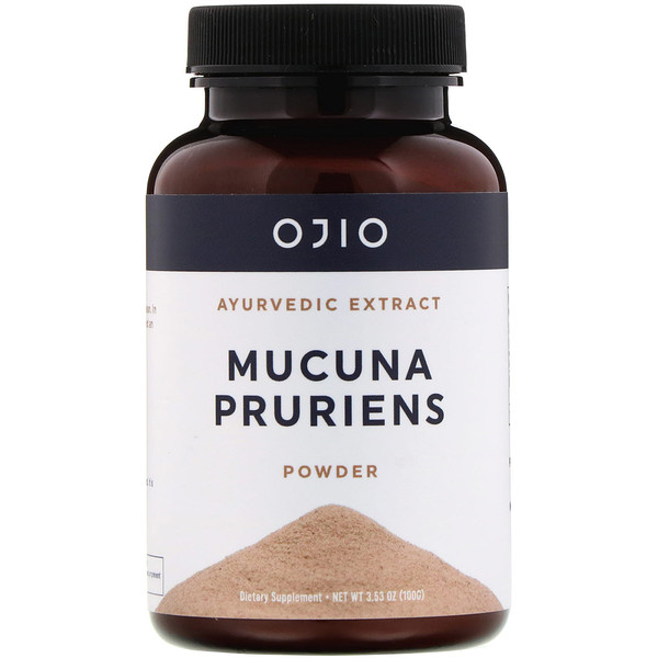 Mucuna Pruriens Powder, 3.53 oz (100 g)