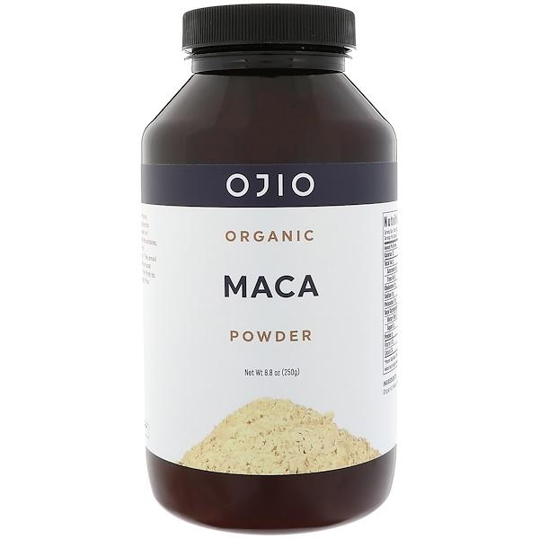 Ojio, Organic Maca Powder, 8.8 oz (250 g) (Discontinued Item)