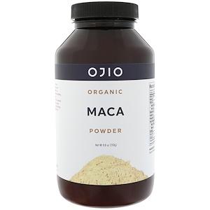 Охио, Organic Maca Powder, 8.8 oz (250 g) отзывы