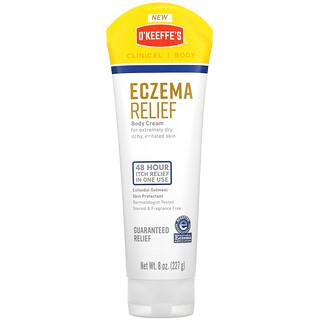 O'Keeffe's, Eczema Relief, Body Cream, 8 oz (227 g)