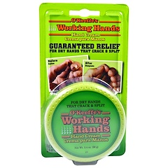O'Keeffe's, Working Hands, Hand Cream, 3.4 oz (96 g)