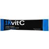 1Kvit-C, VitaminC, Flüssigkeitszufuhr, Mix für Brausegetränk, natürlicher Orangengeschmack, 1.000mg, 30Päckchen je 6,20g (0,22oz.)