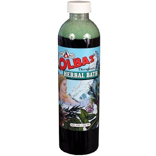 Olbas Therapeutic, Herbal Bath, 8 fl oz (236 ml)