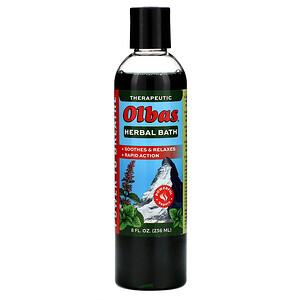 Олбас Терапьютик, Herbal Bath, 8 fl oz (236 ml) отзывы покупателей