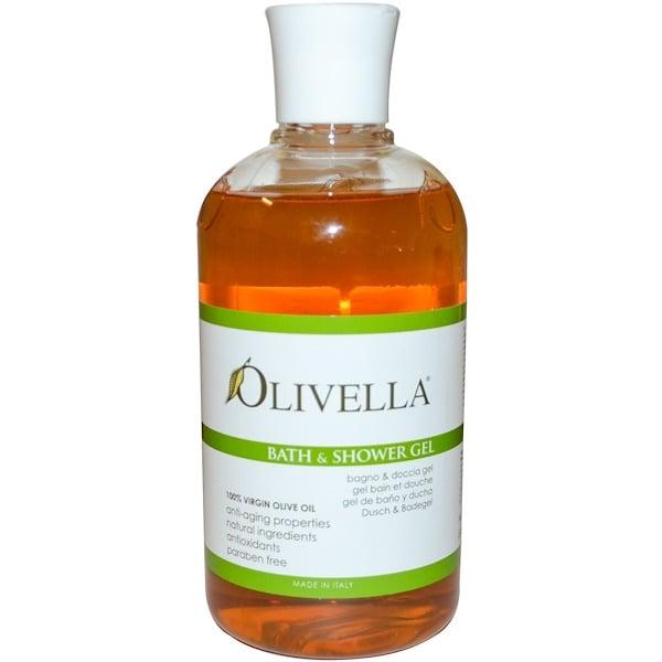 Olivella, Bath & Shower Gel, 16.9 fl oz (500 ml) (Discontinued Item)