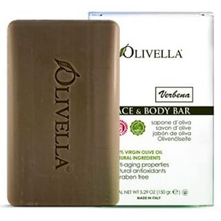 Olivella, Barra para el rostro y el cuerpo, verbena, 5.29 oz (150 g)