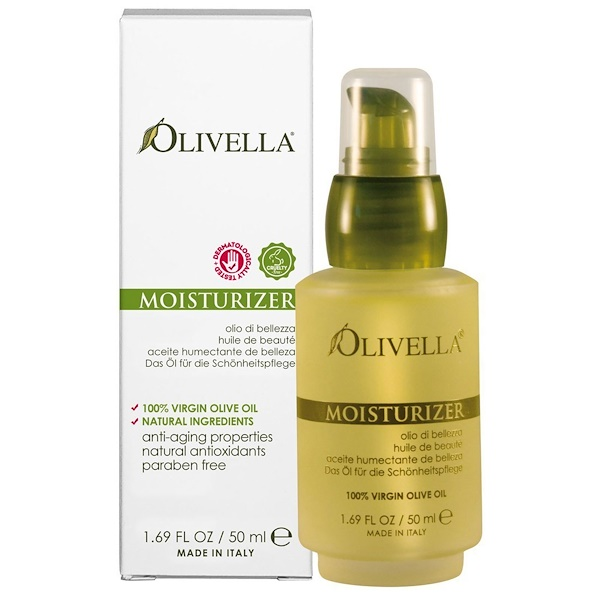 Olivella, Moisturizer, 1.69 fl oz (50 ml) (Discontinued Item)