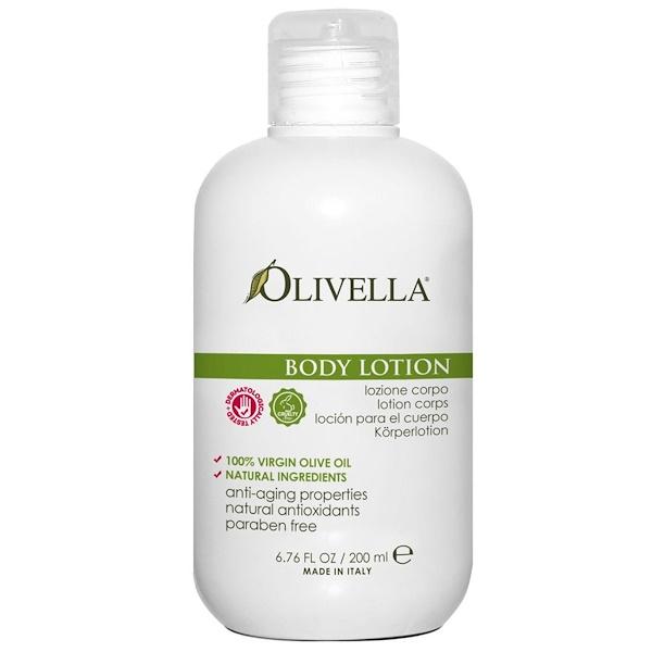 Olivella, Body Lotion, 6.76 fl oz (200 ml) (Discontinued Item)