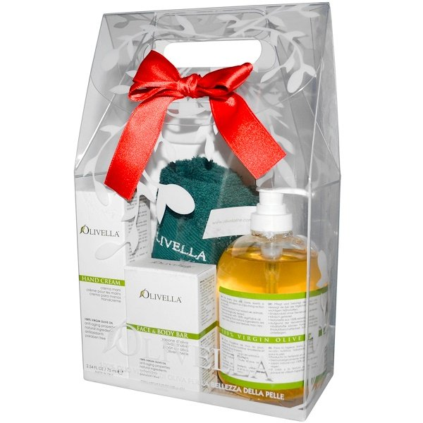 Olivella, Classic Gift Set, Promo-2, 4 Pieces (Discontinued Item)