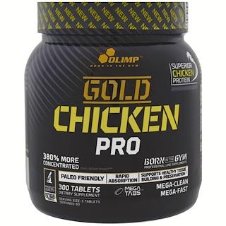 Olimp, Gold Chicken Pro, 300 Tablets