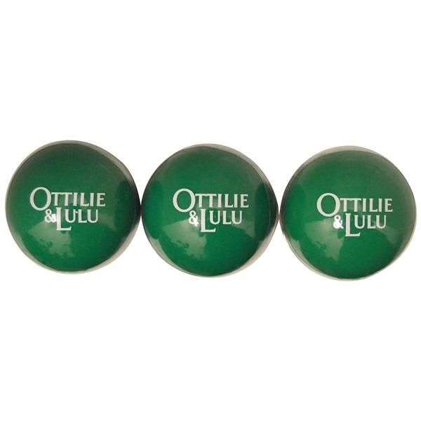 Ottilie Lulu, Lip Balm, Tropical Punch, 3 Pack, 0、5 oz Each