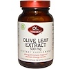 Olympian Labs Inc., Olive Leaf Extract, 500 mg, 60 Veggie Caps (Discontinued Item)