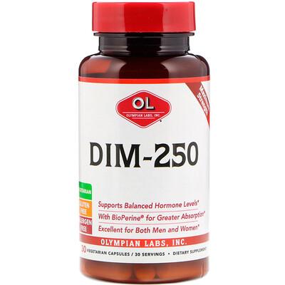 Купить DIM-250, 30 вегетарианских капсул