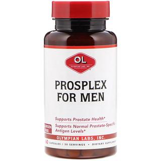 Olympian Labs Inc., Prosplex, 60 Veggie Caps