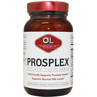 Olympian Labs Inc., Prosplex For Men, 60 Capsules