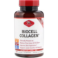 Коллаген BioCell, 100 капсул - фото