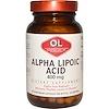 Olympian Labs Inc., Alpha Lipoic Acid, 400 mg, 60 Veggie Caps (Discontinued Item)