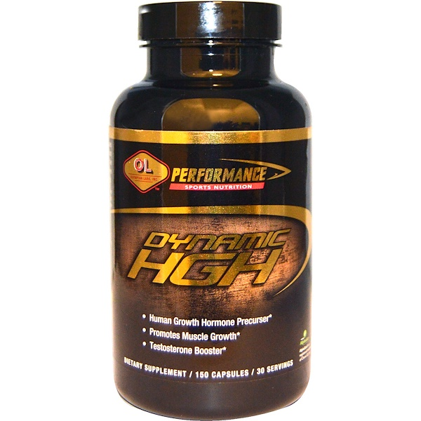 Olympian Labs Inc., Dynamic HGH, 150 Capsules