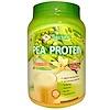 Olympian Labs Inc., Lean & Healthy Pea Protein, Vanilla Flavor, 25.9 oz (736 g)