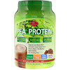 Olympian Labs Inc., Lean & Healthy Pea Protein, Chocolate, 27.6 oz (784 g)