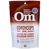 Organic Mushroom Nutrition, Cordyceps, Mushroom Powder , 3.57 oz (100 g)