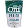 Organic Mushroom Nutrition, Fit, Mushroom Powder, 3.57 oz (100 g)