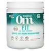 Om Mushrooms, Fit, сертифицированный 100% органический грибной порошок, 200г (7,05унции)