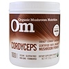 Organic Mushroom Nutrition, Cordyceps, Mushroom Powder, 7.14 oz (200 g)